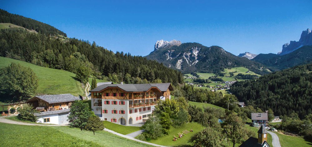 Estate alpina all'Hotel Gsoihof – Settimane escursionistiche