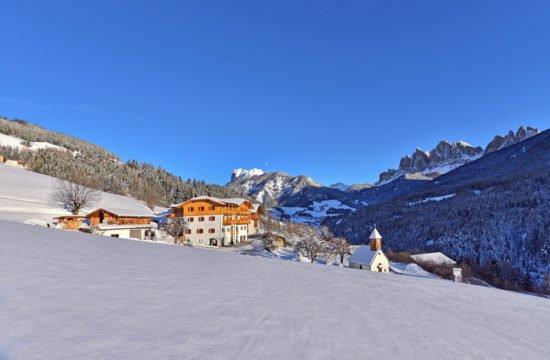Winterwunderland mit kulinarischen Hochgenuss