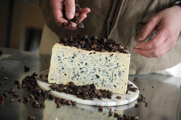Farm cheese production Gsoihof