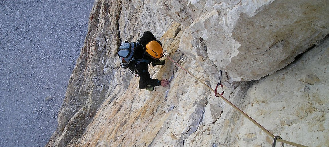 arrampicata -dolomiti