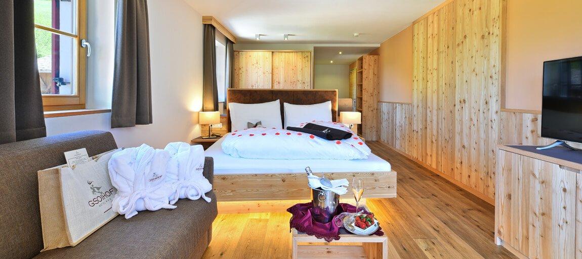 accommodation -villnoess
